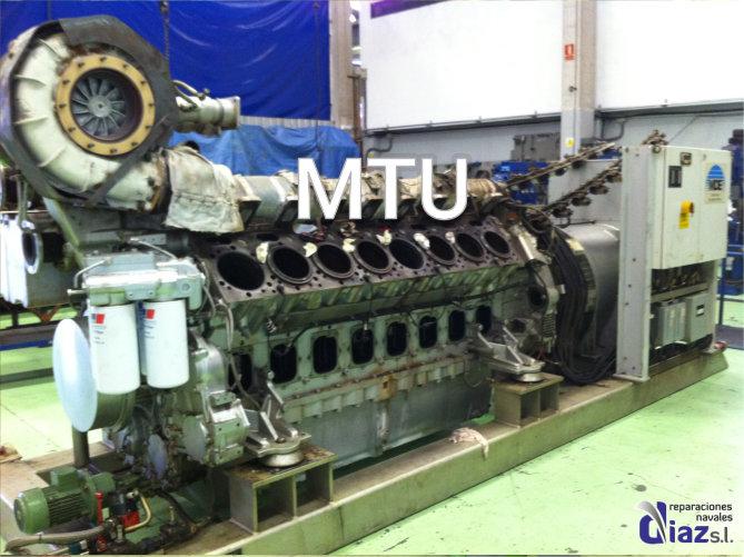MTU ENGINES